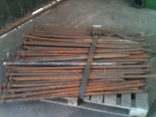 Marquee Steel Stakes Pegs Pins Tiger Classifieds