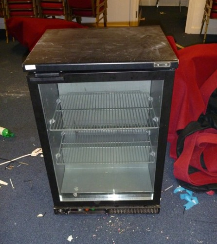 Single Door Bar Fridge Tiger Classifieds Second Hand Chairs And Tables