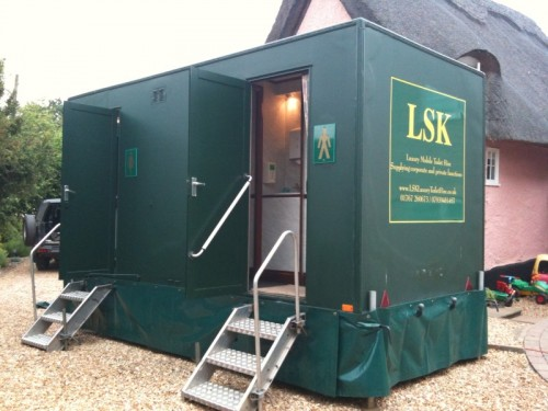 Lsk Luxury Toilet Hire Tiger Classifieds Second Hand