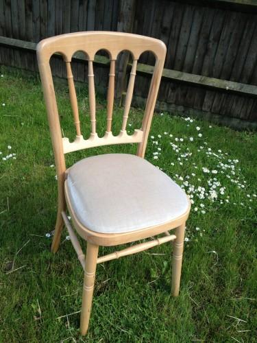 natural cheltenham chair