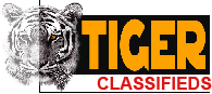 tiger classifieds logo